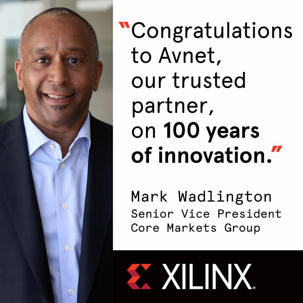 Xilinx Congrats